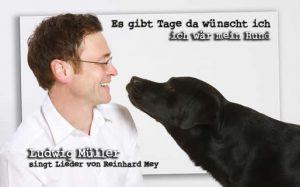 Reinhard-Mey-Liederabend mit Ludwig Müller @ Müllerhof e.V. Mittweida