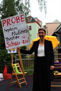 Theatertraining für alle @ Müllerhof e.V. Seminarraum