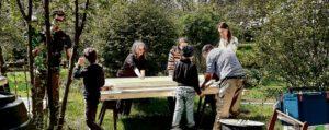 schulBildung in coronaZeiten @ Müllerhof e.V. Garten der Sinne